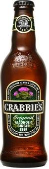 Pivo zázvorové Crabbie's
