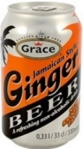 Nealkoholické pivo zázvorové Grace