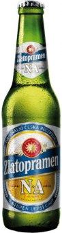 Nealkoholické pivo Zlatopramen