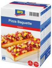 Pizza bageta mražená Aro