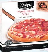 Pizza mražená Deluxe