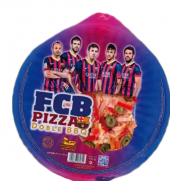 Pizza mražená FCB barbecue