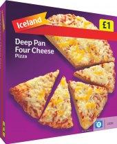 Pizza mražená Iceland