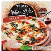 Pizza mražená Italian Style Tesco