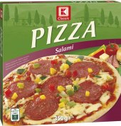 Pizza mražená K-Classic