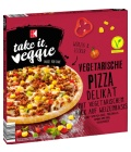 Pizza K-take it veggie