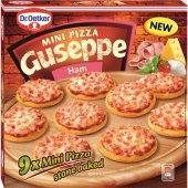 Pizza mini mražená Guseppe Dr. Oetker