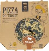 Pizza mražená Vegan Globus