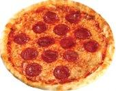 Pizza se salámem