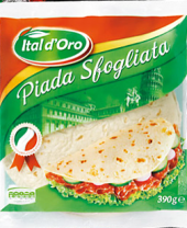 Placky Piada Sfogliata Ital d'Oro