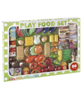 Plastové jídlo Play Food Set