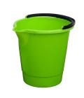 Plastový kbelík