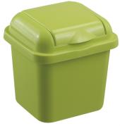 Plastový odpadkový koš Heidrun