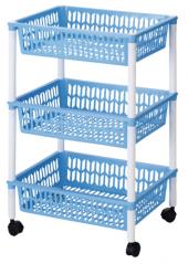 Plastový vozík Heidrun