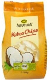 Kokos plátky Alnatura