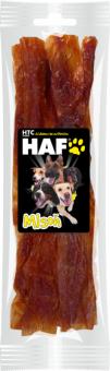Pamlsky pro psy žvýkací plátky Haf