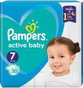 Pleny dětské Active Baby Pampers