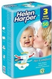Pleny dětské Air Comfort Helen Harper