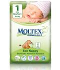 Pleny dětské bio Moltex