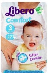Pleny dětské Libero Comfort