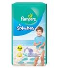 Pleny dětské do vody Splashers Pampers