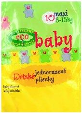 Pleny dětské Eco Baby