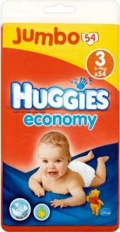 Pleny dětské Huggies Economy
