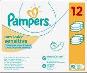 Pleny dětské New Baby Sensitive Pampers