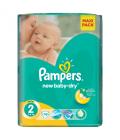 Pleny dětské Pampers New Baby Dry