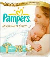 Pleny dětské Pampers Premium Care
