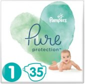 Pleny dětské Pure Protection Pampers