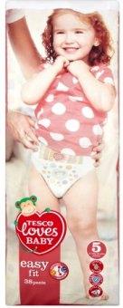Pleny dětské Tesco Loves Baby Easy fit