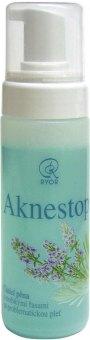 Pěna pleťová čistící Aknestop Ryor