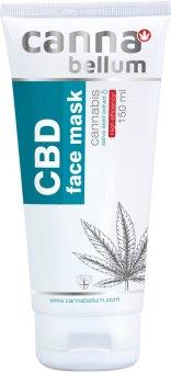 Pleťová maska CBD Cannabellum