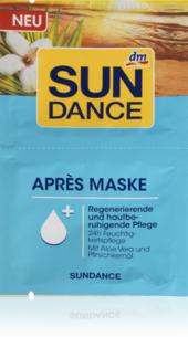 Pleťová maska po opalování Aprés Sundance