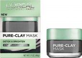 Pleťová maska jílová Pure Clay L'oréal