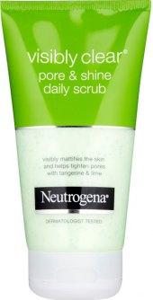 Pleťová maska Visibly Clear Pore & Shine Neutrogena