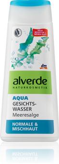Pleťová voda čisticí Alverde