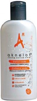 Pleťová voda čisticí pro problematickou pleť Aknelot