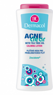 Pleťová voda Acneclear Dermacol