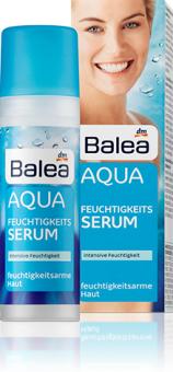 Pleťové hydratační sérum Aqua Balea