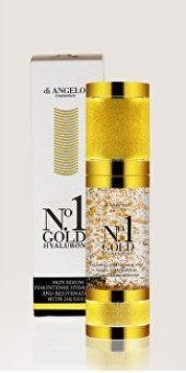 Pleťové sérum No.1 Gold Hyaluron di Angelo Cosmetics