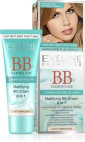 BB cream 8v1 Eveline