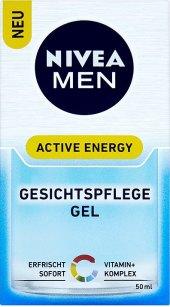 Pleťový gel pánský Energy Nivea Men