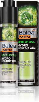 Gel pleťový Wake up call Hydro Energy Balea