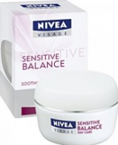 Pleťový krém Sensitive Balance Nivea Visage