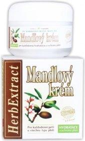 Pleťový krém mandlový Herb Extract