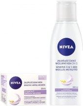 Balíček pleťový krém a zklidňující micelární voda Nivea