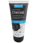 Pleťový peeling s aktivním uhlím Beauty Formulas
