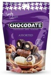 Plněné datle v čokoládě Chocodate